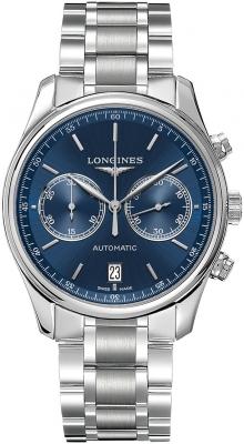 Longines Master Automatic Chronograph 40mm L2.629.4.92.6 watch