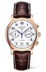 Longines Master Automatic Chronograph 38.5mm L2.669.8.78.3 watch