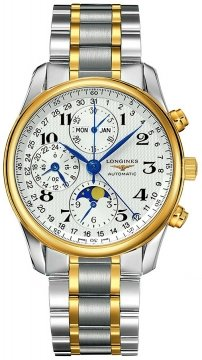 Longines Master Complications Mens watch, model number - L2.673.5.78.7, discount price of £2,505.00 from The Watch Source
