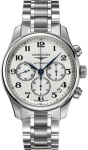 Longines Master Automatic Chronograph 44mm L2.693.4.78.6 watch