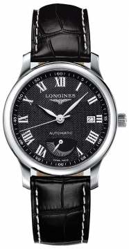 Longines Master Power Reserve 38mm L2.708.4.51.7 watch