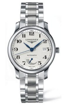 Longines Master Power Reserve 38mm L2.708.4.78.6 watch
