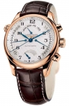 Longines Master Retrograde Power Reserve 41mm L2.714.8.78.3 watch