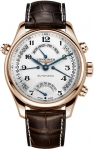 Longines Master Retrograde Seconds 41mm L2.715.8.78.3 watch