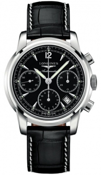Longines The Saint-Imier 41mm Mens watch, model number - L2.752.4.52.3, discount price of £1,700.00 from The Watch Source