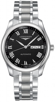 Longines Master Automatic 38.5mm L2.755.4.51.6 watch