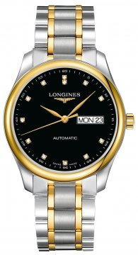 Longines Master Automatic 38.5mm L2.755.5.57.7 watch