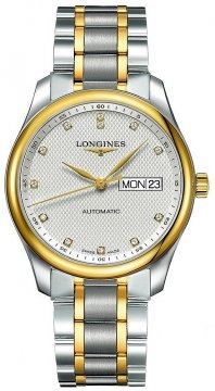 Longines Master Automatic 38.5mm L2.755.5.77.7 watch