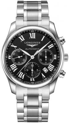 Longines Master Automatic Chronograph 42mm L2.759.4.51.6 watch