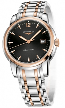 Longines The Saint-Imier 38mm Mens watch, model number - L2.763.5.52.7, discount price of £1,684.00 from The Watch Source
