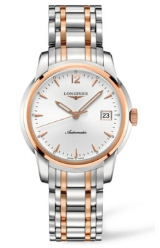 Longines The Saint-Imier 38mm Mens watch, model number - L2.763.5.72.7, discount price of £1,725.00 from The Watch Source
