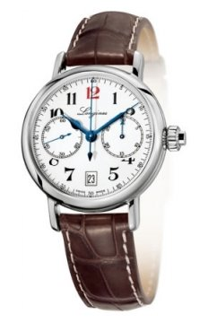 Longines Heritage Chronograph Mens watch, model number - L2.775.4.23.3, discount price of £2,445.00 from The Watch Source