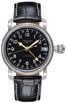 Longines Heritage Classic Mens watch, model number - L2.778.4.53.0, discount price of £1,700.00 from The Watch Source