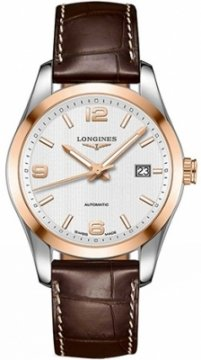 Longines Conquest Classic Automatic 40mm L2.785.5.76.3 watch
