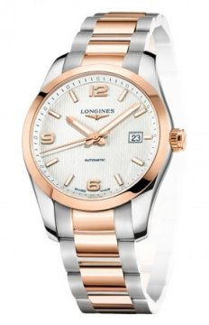 Longines Conquest Classic Automatic 40mm Mens watch, model number - L2.785.5.76.7, discount price of £2,100.00 from The Watch Source