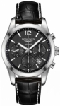 Longines Conquest Classic Automatic Chronograph 41mm L2.786.4.56.3 watch