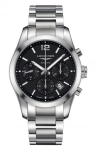 Longines Conquest Classic Automatic Chronograph 41mm L2.786.4.56.6 watch