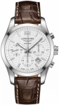 Longines Conquest Classic Automatic Chronograph 41mm L2.786.4.76.3 watch
