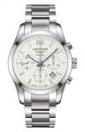 Longines Conquest Classic Automatic Chronograph 41mm L2.786.4.76.6 watch