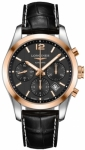 Longines Conquest Classic Automatic Chronograph 41mm L2.786.5.56.3 watch