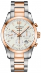 Longines Conquest Classic Automatic Chronograph 41mm L2.786.5.76.7 watch