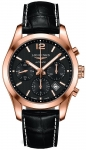 Longines Conquest Classic Automatic Chronograph 41mm L2.786.8.56.3 watch