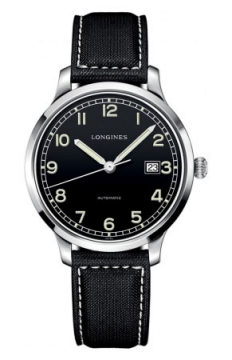 Longines Heritage Classic Mens watch, model number - L2.788.4.53.0, discount price of £880.00 from The Watch Source