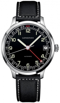 Longines Heritage Classic Mens watch, model number - L2.789.4.53.0, discount price of £1,150.00 from The Watch Source