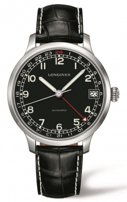 Longines Heritage Military L2.789.4.53.3 watch