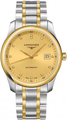 Longines Master Automatic 40mm L2.793.5.37.7 watch
