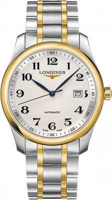 Longines Master Automatic 40mm L2.793.5.78.7 watch