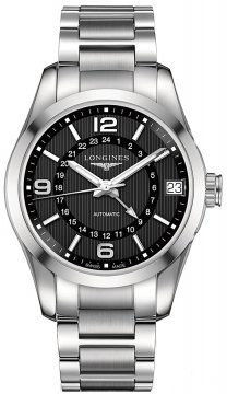 Longines Conquest Classic Automatic GMT 42mm L2.799.4.56.6 watch