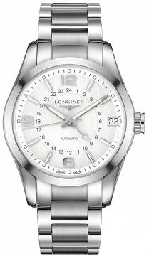 Longines Conquest Classic Automatic GMT 42mm L2.799.4.76.6 watch