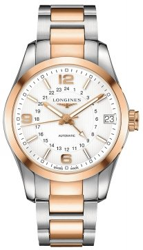 Longines Conquest Classic Automatic GMT 42mm L2.799.5.76.7 watch