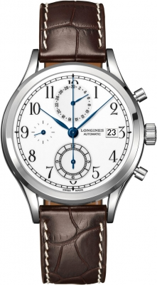 Longines Heritage Chronograph L2.815.4.23.2 watch