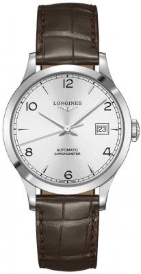 Longines Record 38.5mm L2.820.4.76.2 watch