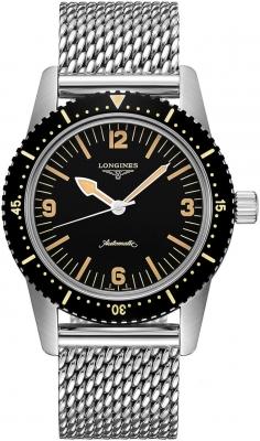 Longines Heritage Skin Diver L2.822.4.56.6 watch