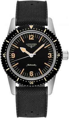 Longines Heritage Skin Diver L2.822.4.56.9 watch
