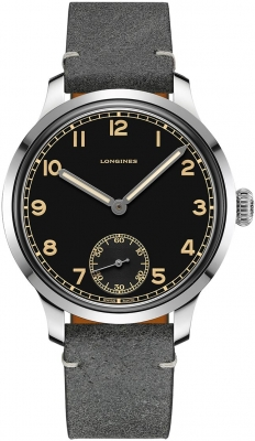 Longines Heritage Military L2.826.4.53.2 watch