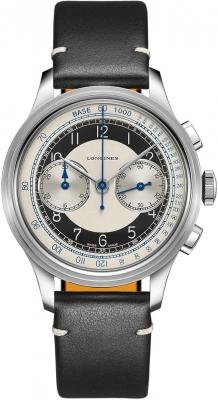 Longines Heritage Classic L2.830.4.93.0 watch