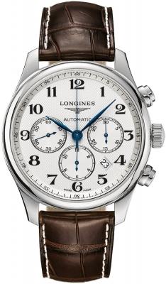 Longines Master Automatic Chronograph 44mm L2.859.4.78.3 watch