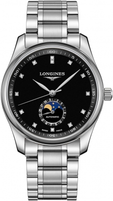 Longines Master Moonphase Automatic 40mm L2.909.4.57.6 watch