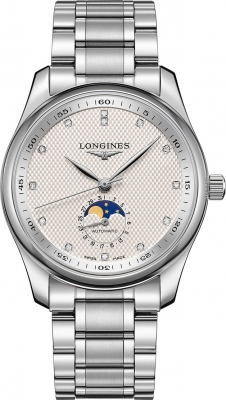 Longines Master Moonphase Automatic 40mm L2.909.4.77.6 watch