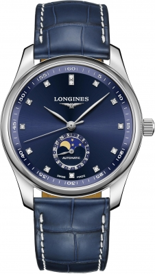 Longines Master Moonphase Automatic 40mm L2.909.4.97.0 watch