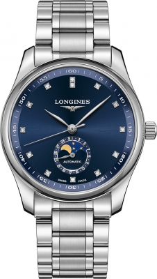 Longines Master Moonphase Automatic 40mm L2.909.4.97.6 watch