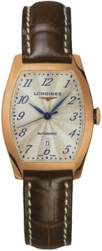 Longines Evidenza Ladies Automatic Ladies watch, model number - L2.142.8.73.2, discount price of £2,465.00 from The Watch Source