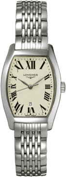 Longines Evidenza Ladies Quartz Ladies watch, model number - L2.155.4.71.6, discount price of £799.00 from The Watch Source