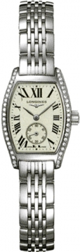 Longines Evidenza Mini Quartz Ladies watch, model number - L2.175.0.71.6, discount price of £1,230.00 from The Watch Source