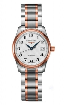 Longines Master Automatic 29mm Ladies watch, model number - L2.257.5.79.7, discount price of £1,360.00 from The Watch Source