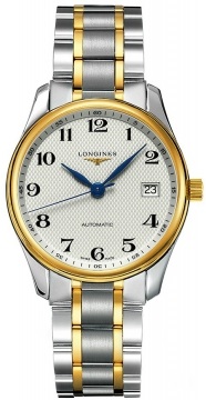 Longines Master Automatic 36mm Midsize watch, model number - L2.518.5.78.7, discount price of £1,398.00 from The Watch Source
